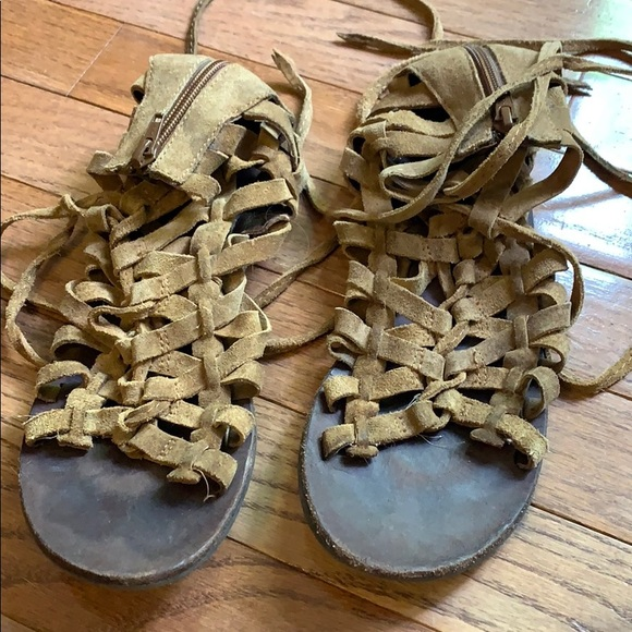 Free People Shoes - free people gladiator sandals